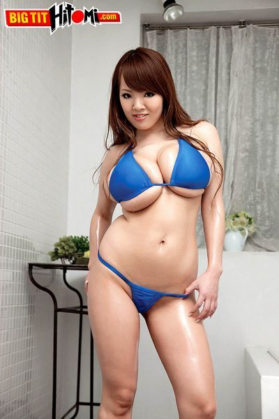Big Tit Hitomi clips